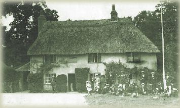 Over 400 years old, the building was originally a cottage belonging to the Floyer estate. Becoming a pub in 1938.